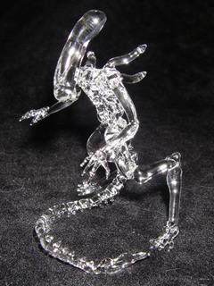 ガラス細工のエイリアン