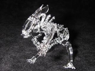 ガラス細工のエイリアンクィーン