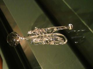 ガラス細工のトランペット